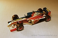 BAR 001 Jacques Villeneuve 1999