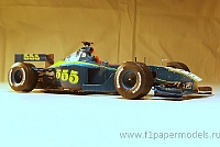 BAR 001 Jacques Villeneuve 1999 9