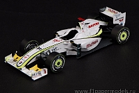 Brawn BGP001 Button (Interlagos 2009) 4