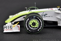 Brawn BGP001 Button (Interlagos 2009)