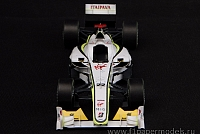 Brawn BGP001 Button (Interlagos 2009) 14