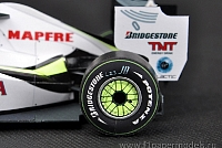 Brawn BGP001 Button (Interlagos 2009) 15