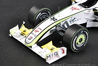 Brawn BGP001 Button (Interlagos 2009) 9