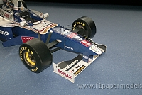 Williams FW19 1997 GP Europe 7