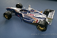 Williams FW19 1997 GP Europe 5