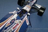 Williams FW19 1997 GP Europe 6