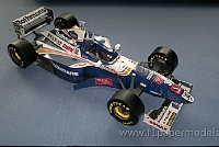 Williams FW19 1997 GP Europe