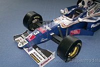 Williams FW19 1997 GP Europe 9