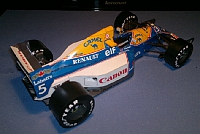 Williams FW14B 4