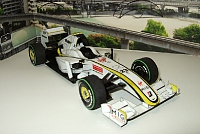 Brawn BGP01 2009 GP Europe