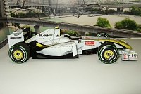 Brawn BGP01 2009 GP Europe 3