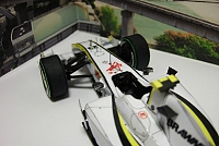 Brawn BGP01 2009 GP Europe 2