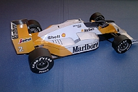 McLaren MP4-2C 1986 GP Portugal 3