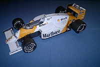 McLaren MP4-2C 1986 GP Portugal