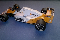 McLaren MP4-2C 1986 GP Portugal 4