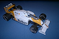 McLaren MP4-2C 1986 GP Portugal 2