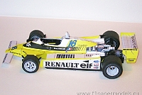 Renault RE20 1980 GP Britain 6
