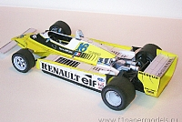 Renault RE20 1980 GP Britain 5