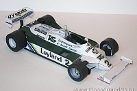 Williams FW07C 1981 3