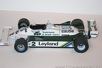 Williams FW07C 1981 6