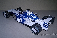 Williams FW26 2004 R Schumacher 4