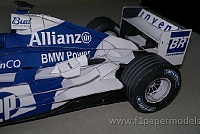 Williams FW26 2004 R Schumacher 8