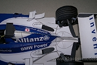 Williams FW26 2004 R Schumacher 10