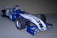 Williams FW26 2004 R Schumacher 7