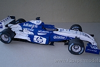 Williams FW26 2004 R Schumacher 2