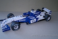 Williams FW26 2004 R Schumacher