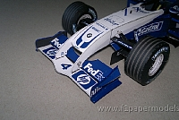 Williams FW26 2004 R Schumacher 9