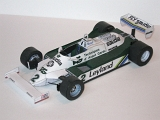 Williams  FW 07C